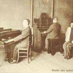 Het stemmen van muziekinstrumenten (gehoor)