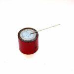 magneet en naald