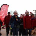Vrienden der Blinden op de warmste weer domein Puyenbroeck
