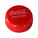 coca cola plastiek dop