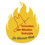 Logo Warmste Week - Vrienden der Blinden