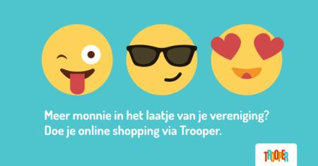 Banner van Trooper