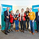 Team Vrienden der Blinden en Power2Act team