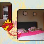 slaapkamer mede mogelijk gemaakt door music for life