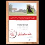 meterschapscertificaat labrador